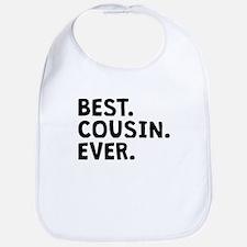Best Cousin Ever Bib
