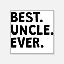 Best Uncle Ever Sticker