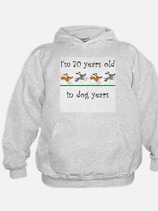 10 dog birthday 1 Hoodie