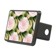 Pink Camilla collage Hitch Cover