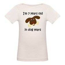 1 dog years 4 T-Shirt