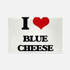 I Love Blue Cheese Magnets