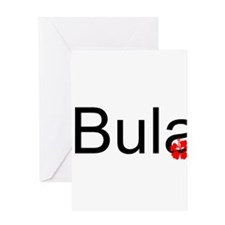 Bula Greeting Cards