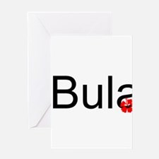 Bula Greeting Cards