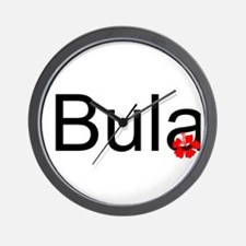 Bula Wall Clock