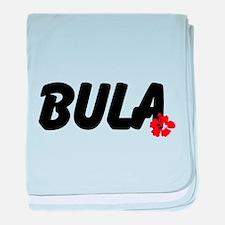 Bula baby blanket