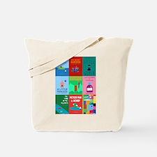 Book Box Children's Covers Tote Bag