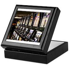 Slot Machine Keepsake Box