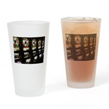 Casino Slot Machine Drinking Glass