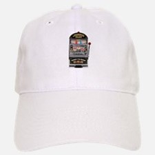 Casino Slot Machine Baseball Baseball Cap