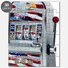 Casino Slot Machine Puzzle