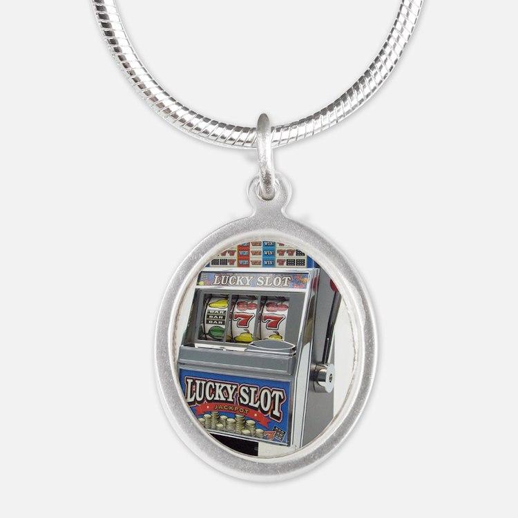 Casino Slot Machine Necklaces