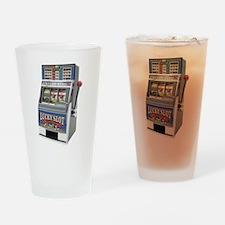 Casino Slot Machine Drinking Glass