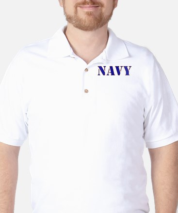U.S. Navy Golf Shirt