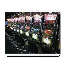 Casino Slot Machine Mousepad