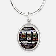 Casino Slot Machi Necklaces