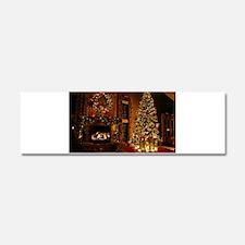 Christmas Car Magnet 10 x 3