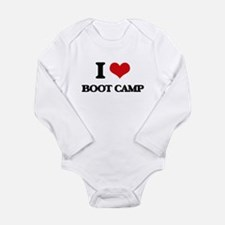 I Love Boot Camp Body Suit
