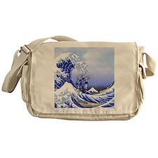Monogram D Surf's Up! Messenger Bag