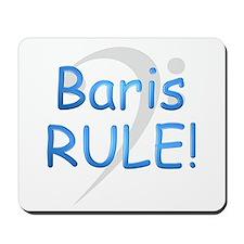 Baris RULE! Mousepad