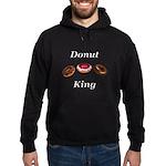 Donut King Hoodie (dark)