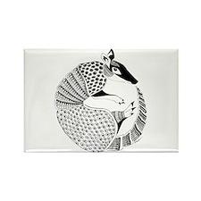 Possum on the Half Shell Magnets
