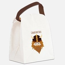 Gingers Have Souls Canvas Lunch Bag