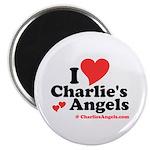 Charlie's Angels Magnet