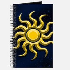 Sun In The Starry Sky Journal