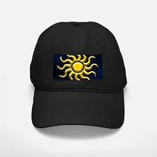 Sun In The Starry Sky Baseball Hat