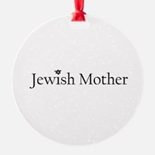 3-jewishmother.png Ornament