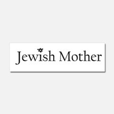 3-jewishmother.png Car Magnet 10 x 3