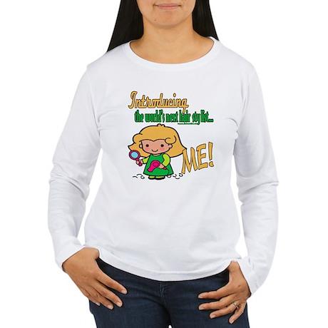 Future Hair Stylists Women's Long Sleeve T-Shirt