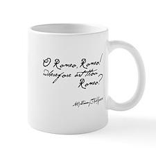 Shakespeare Romeo Quote Mug Mugs