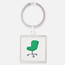 Office Chair Keychains