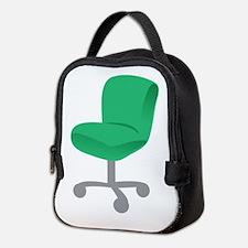 Office Chair Neoprene Lunch Bag
