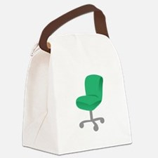 Office Chair Canvas Lunch Bag