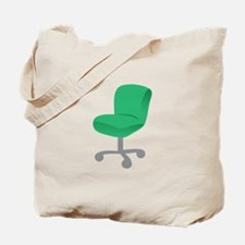 Office Chair Tote Bag