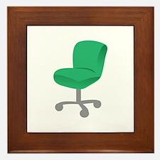 Office Chair Framed Tile