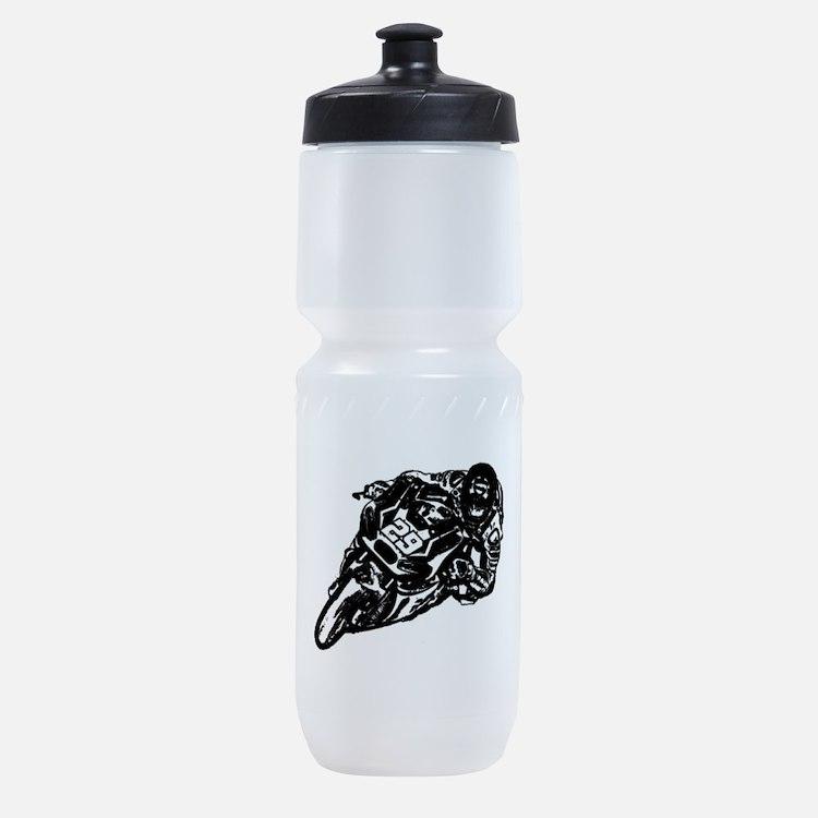 Cute Jorge Sports Bottle