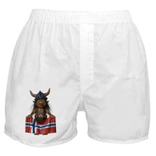 Norwegian Troll Boxer Shorts