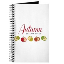 Autumn Apples Journal