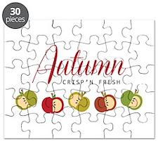 Autumn Apples Puzzle