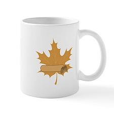 Oak Leaf Mugs