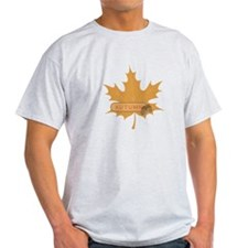 Autumn Oak Leaf T-Shirt