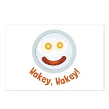 Wakey Wakey Postcards (Package of 8)