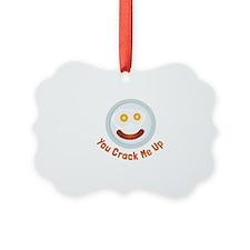 Crack Me Up Ornament