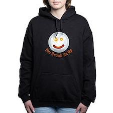 Crack Me Up Women's Hooded Sweatshirt