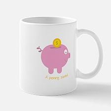 Penny Saved Mugs
