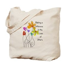 Caregiver Tote Bag